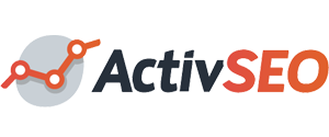 ActivSEO by ActivEngage logo